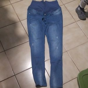 2 H&M Maternity Jeans Size 10
